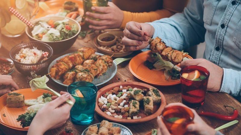 Hulmi: Sporttaus eli sporttisen joustava ruokavalio