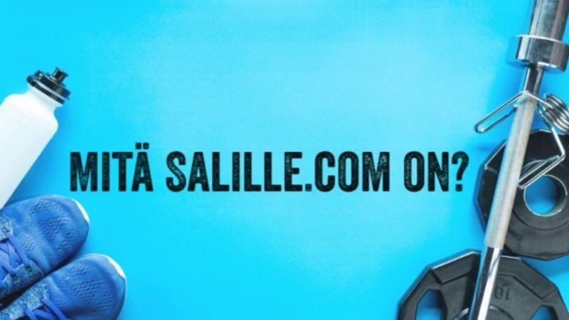 Video: Mitä kaikkea Salille.com on?