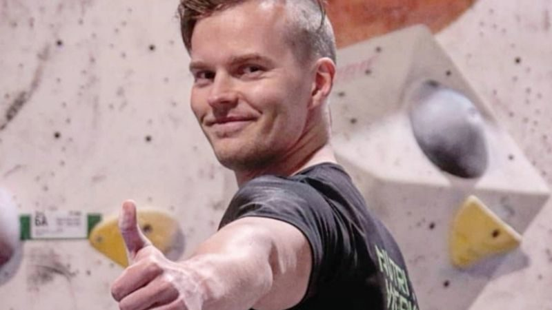 Tino Mäkelä – bloggaaja esittäytyy