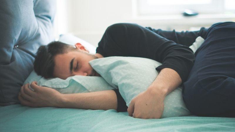 Paukamainen: Treenaajan kolmas tukipylväs – uni